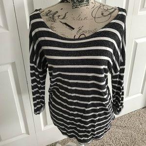 Striped H&M shirt